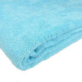Éponge bleu turquoise
