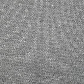 Jersey maille gris foncé incrustations doré