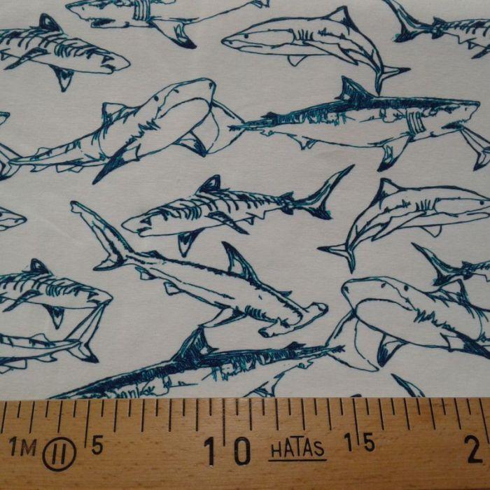 Jersey requin