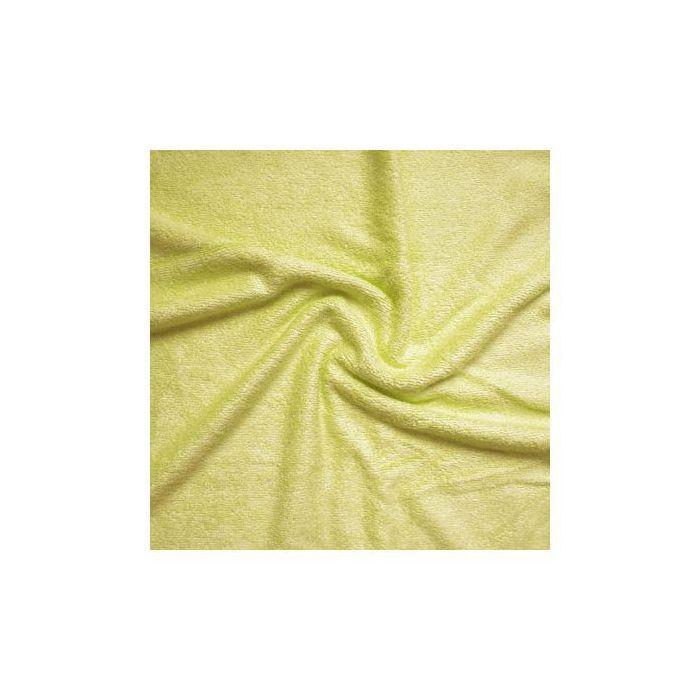 Tissu en éponge de bambou 90%bambou 10pes 350g/m2