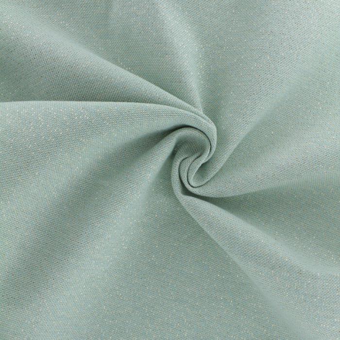 75%coton25%poly enduit 155cm amande