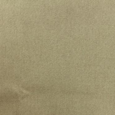 Tissu polycoton enduit naturelle doré