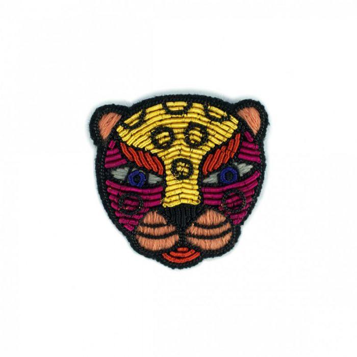 Broche léopard funky Macon et Lesquoy