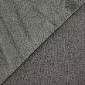 Micro eponge bambou gris foncé 155