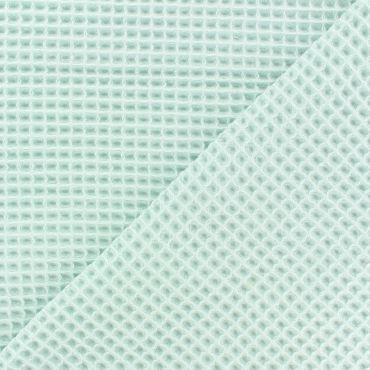 Nid d'abeille celadon