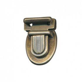 Clip cartable moyen modele bronze