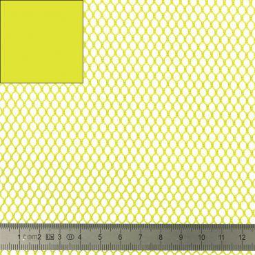 Tissu Filet Mesh Fabric Vert Pomme 137cm