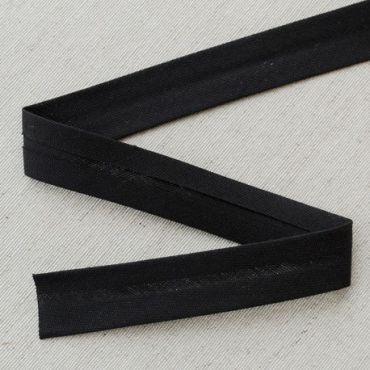 Biais 2cm noir