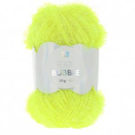 Bubble jaune fluo
