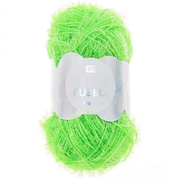 Bubble vert fluo