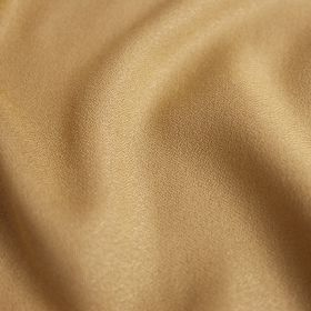 Crepe de viscose moutarde 140cm
