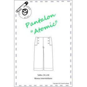 pantalon atomic 34-46 Dress your Body