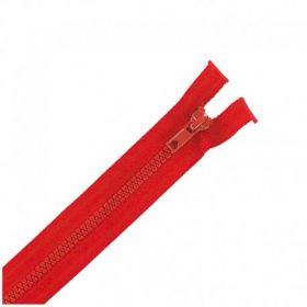FERMETURE INJECTEE 50CM ROUGE 519