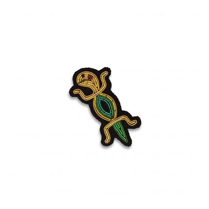 Broche mini lezard macon et lesquoy