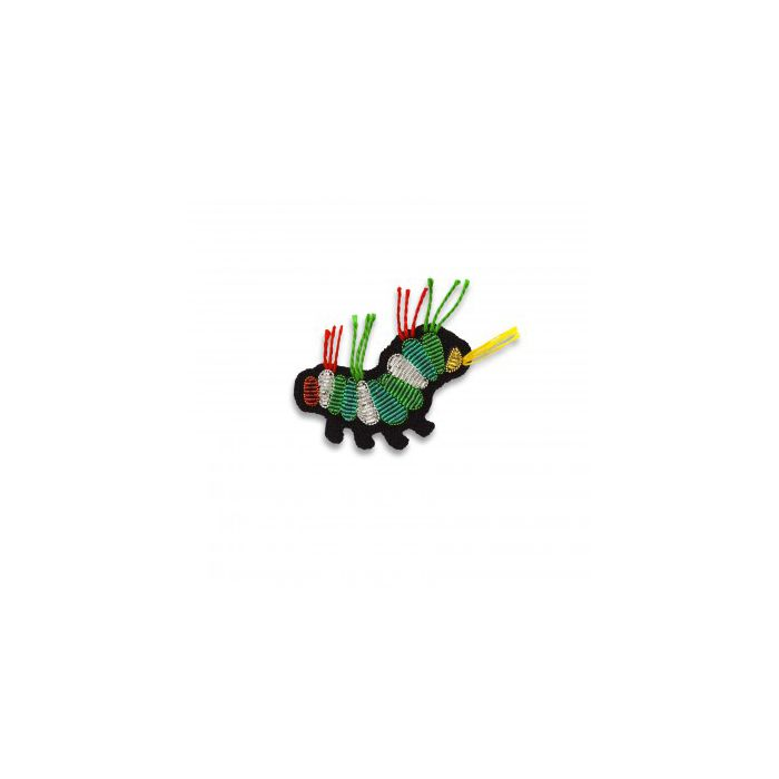 Broche chenille macon et lesquoy
