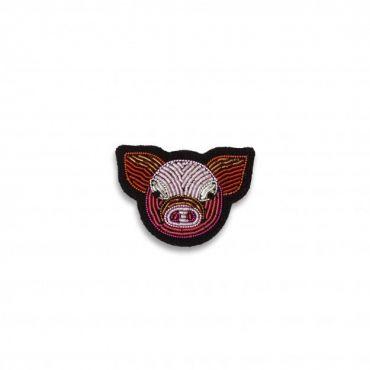 Broche cochon mexicain macon et lesquoy