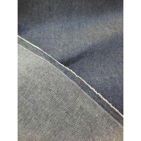 Jeans 120gr uni bleu 142cm