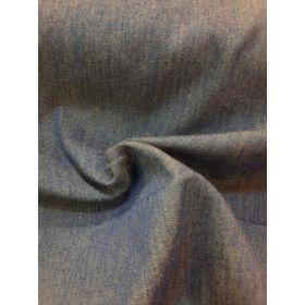 Jeans 120gr uni bleu foncé 142cm