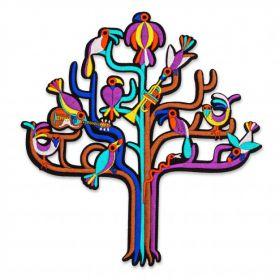 Ecusson arbre de vie macon et lesquoy