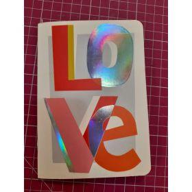 CARNET MINI 10*15 LOVE