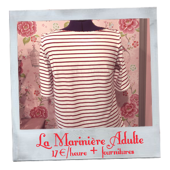 mariniere atelier couture