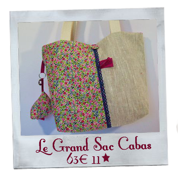 sac cabas atelier couture
