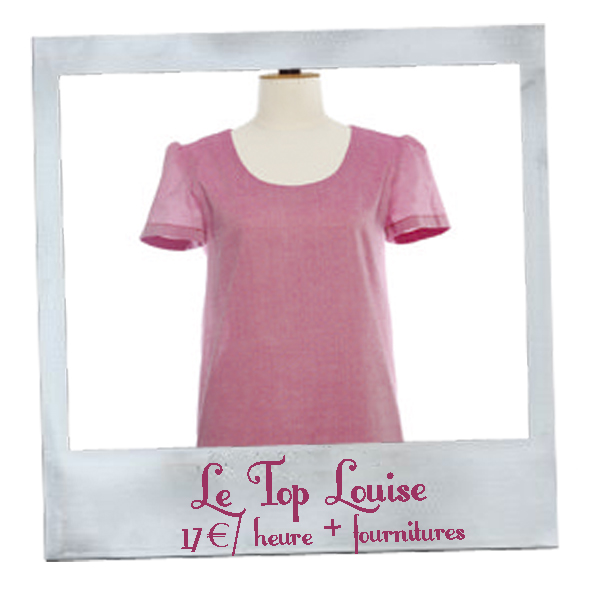 top louise atelier couture