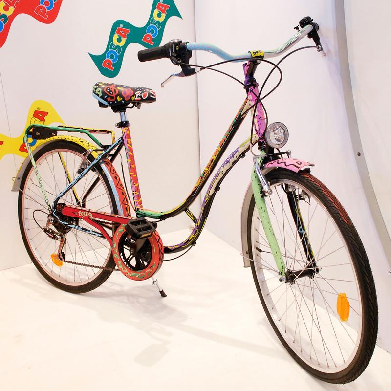 Graph'it - Bicyclette