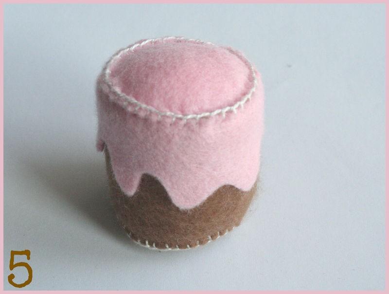 Gâteau - Etape 5