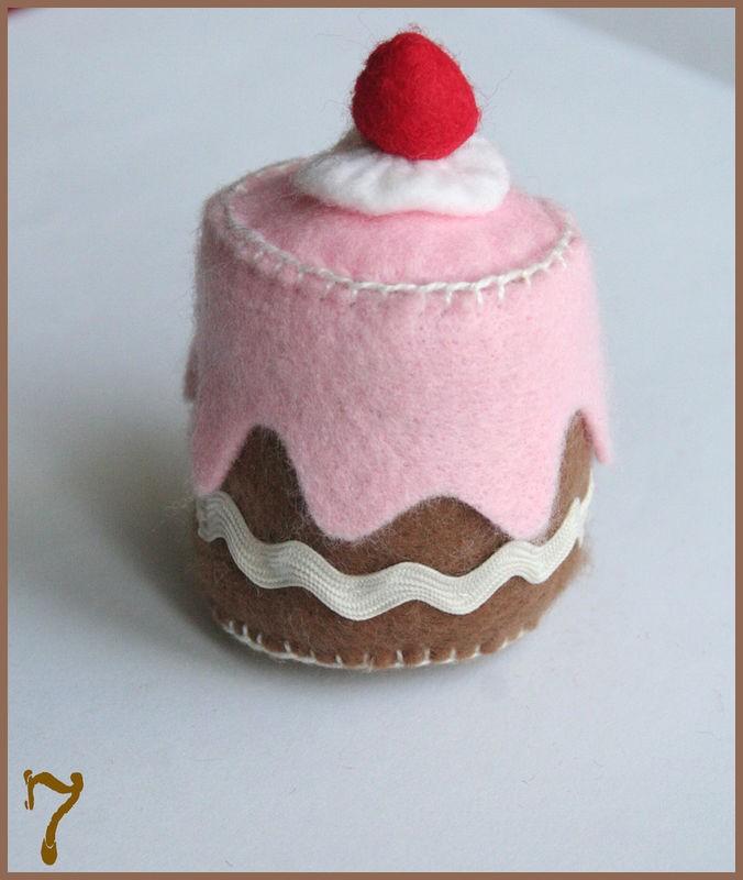 Gâteau - Etape 7