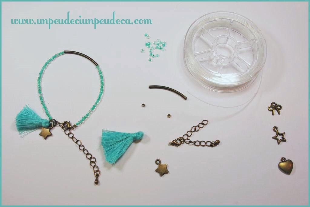 Tutoriels gratuits mes bijoux d 39 automne 2 me partie un - Tuto attache tetine perle ...